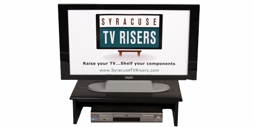 how to make a tv riser