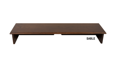 Large Sound Bar Sable TV Stand